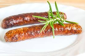 cuisine nord africaine merguez saucisse nord africaine rôtie image stock image du moyen