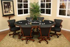 Dining Room Poker Table This