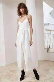 ivory jumpsuit c meo collective translation jumpsuit emporia c meo collective