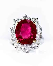 pink star diamond price 34 royal ruby engagement rings martha stewart weddings