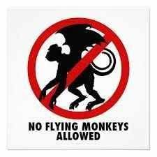 Flying Monkeys Meme - how to spot a flying monkey by rick london i was the boy in the