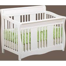 Crib White Convertible by Delta Childrens Soho 5 In 1 Convertible Crib In Classic White