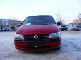 opel sintra 2 2 16v 1997 opel sintra for sale