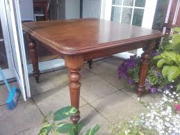 Dining Room Furniture Glasgow Antique Victorian Oak Dining Table In East End Glasgow Gumtree