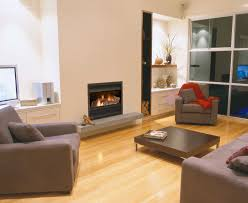 kemlan horizon 3 sided fireplace corner
