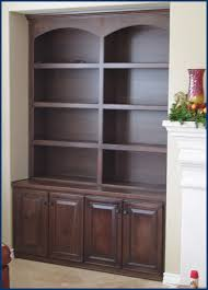 Dark Bookcase Hanson House Custom Furniture Bookcases