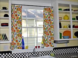 Sunflower Kitchen Curtains Kitchen Brown Kitchen Curtains Kitchen Curtain Panels 3 Piece