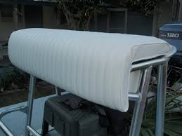Boat Seat Upholstery Replacement Shallow Sport Leaning Post Bb Upholstery