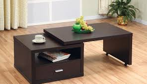 table coffee tables extendable top awful coffee tables