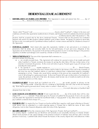 Free Lease Agreement Free Printable Lease Agreement 41050 Gif Sponsorship Letter