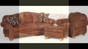 Genuine Leather Furniture Manufacturers Distressed Leather Sofas Youtube