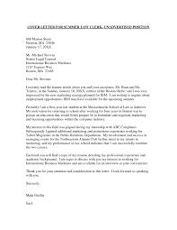 cover letter clerkship cover letter clerk judicial clerk cover letter