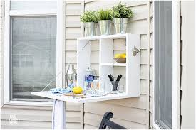 Serving Station Patio Cabinet Every Backyard Party Needs 12 Diy Outdoor Serving Stations Carts
