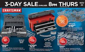 sears craftsman black friday 2012 adscans