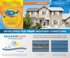 shop valspar reserve season flex satin latex exterior paint