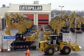 caterpillar cat slashing jobs closing plants across the world
