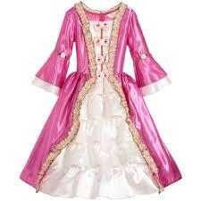 antoinette costume up by design pink antoinette dress up costume