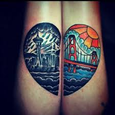 skyline tattoos popsugar smart living