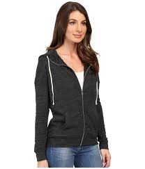 alternative eco jersey cool down zip hoodie at zappos com