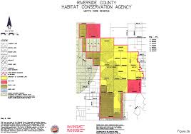 Map Of Riverside County Riverside County Habitat Conservation Agency Stephens U0027 Kangaroo Rat