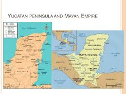 mayan empire map civilization ancient history encyclopedia