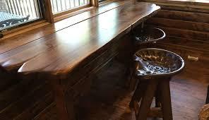 Slab Wood Bar Top Walnut Slabs U2013 Rustic Lumber Co