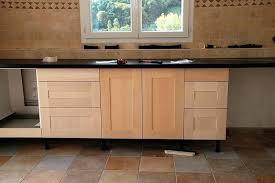 porte de cuisine en bois brut facade meuble cuisine facade cuisine bois facade ikea cuisine facade