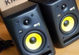 krk home theater how to upgrade to studio monitor speakers u2014 paulstamatiou com