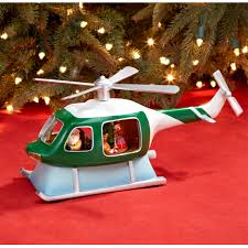 musical helicopter decoration
