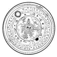 christmas mandala coloring pagesfree coloring pages for kids