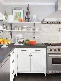 White And Blue Kitchen Cabinets Gray Paint For Kitchen Walls Tags Adorable Grey And White