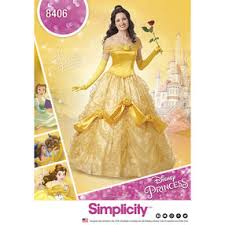 Sleeping Beauty Halloween Costume Adults Costume Sewing Patterns Simplicity