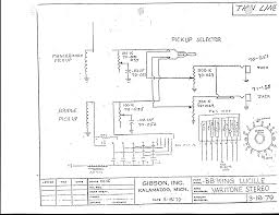 guitar wiring drawings switching system gibson gibson bb king