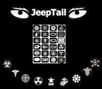 jeep light covers usa flag jeeptail jeeptail shop