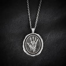 skyrim pendant necklace images Dark brotherhood medallion necklace elder scrolls fandom