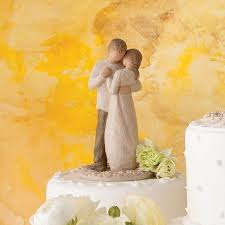 willow tree wedding cake topper willow tree promise cake topper figurine mcparlands