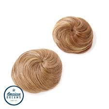 hair bun glam n go hair bun 8366546 hsn