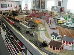 trains for train table brad nelson s american flyer layout classic toy trains magazine