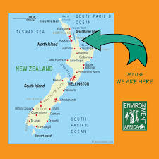 Where Is New Zealand On The Map Chip U0026 Bere Tour To New Zealand And Australia U2013 New Zealand Day 02