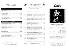 Jade Bad Nauheim Teil 1 China Restaurant Jade In Bad Nauheim