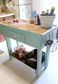what happens when project doesn work out planned aka what you think know isn shanty chic build but love and works for our little rental kitchen island