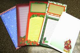 tips on writing a paper simply shoeboxes tips on writing a letter to include in your small writing tablets found after christmas on clearance at stores like dollar general or free in fund raising mailings