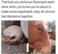 Bad Friend Meme - dopl3r com memes that look you and your friend give each other