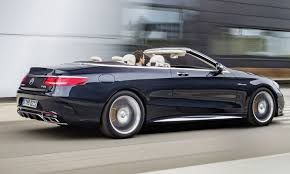 mercedes amg convertible 2017 mercedes amg s65 convertible release date