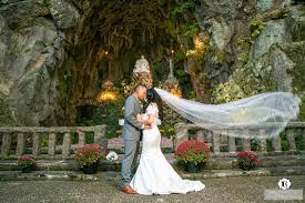 Portland Wedding Photographers The Grotto In Portland