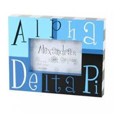 sorority picture frames s custom gifts zeta tau alpha s custom gifts