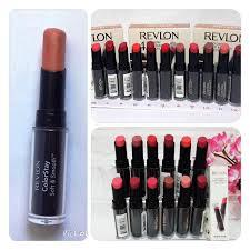 Lipstik Revlon Soft berapa harga lipstik revlon colorstay the of