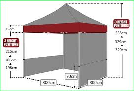 photo booth tent basic 10x10 frame 10x10 canopy top enclosure walls wheeled carry