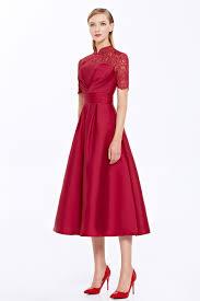 2016 coniefox vestidos de festa vestido para casamento red