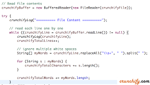 Count Characters In Access How To Read File In Java And Count Total Number Of Characters